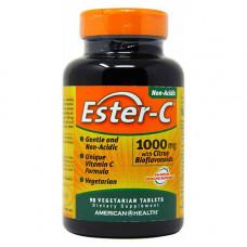 Витамин С (Ester-C) + биофлавоноиды 1000 мг