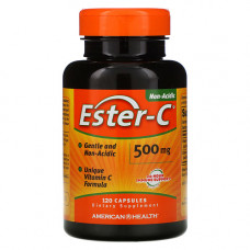 Витамин С (Ester-C) + биофлавоноиды 500 мг