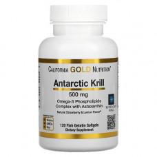 Масло антарктического криля