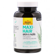 Maxi-Hair витамины для волос (без PABA)