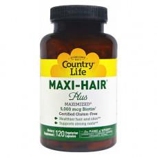 Maxi-Hair Plus витамины для волос
