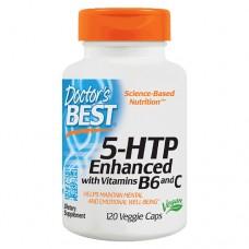 5-HTP 100 мг усиленный витаминами B6 и C