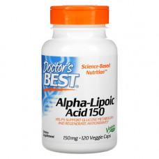 Альфа-липоевая кислота 150 мг