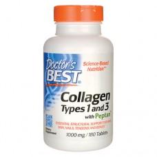 Коллаген 1 и 3 типа 1000 мг