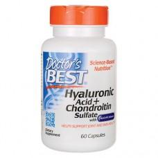 Гиалуроновая кислота, хондроитин, коллаген