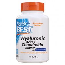 Гиалуроновая кислота, хондроитин, коллаген 1000 мг