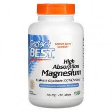 Магний хелатный (глицинат, лизинат) 100 мг