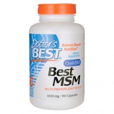 Метилсульфонилметан (МСМ) 1000 мг