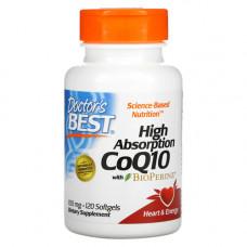 Коэнзим Q10 100 мг с биоперином