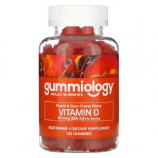 Витамин D3 в желейных конфетах