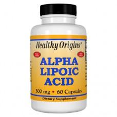 Альфа-липоевая кислота 300 мг