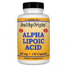Альфа-липоевая кислота 600 мг