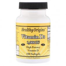Витамин D3 1000 МЕ