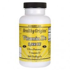 Витамин D3 5000 МЕ