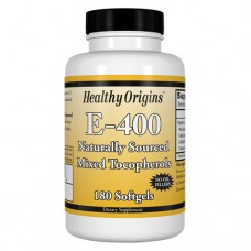 Витамин Е 400 МЕ натуральный