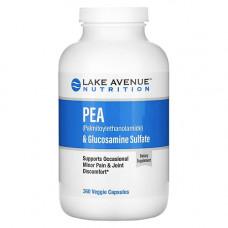 PEA + глюкозамин