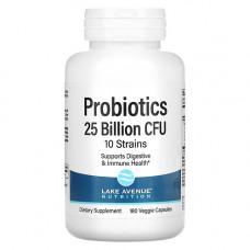 Пробиотики 25 млрд бактерий 10 штаммов