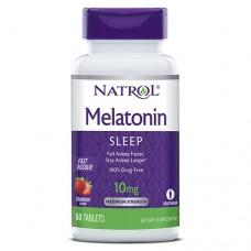 Мелатонин 10 мг (для рассасывания)