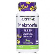 Мелатонин 5 мг (длительного действия)