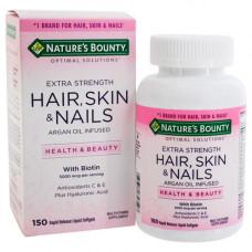 Hair, Skin & Nails (волосы, кожа и ногти)