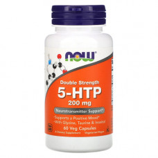 5-HTP 200 мг + витамин C, B3, B6, B8, глицин и таурин
