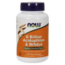Пробиотики 8 миллиардов лакто и бифидобактерий