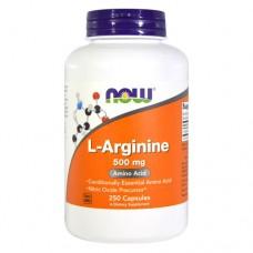 Аргинин 500 мг