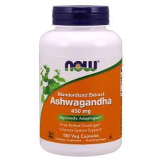 Ашваганда (ашвагандха) экстракт 450 мг