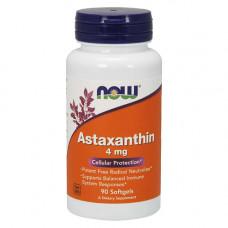 Астаксантин 4 мг