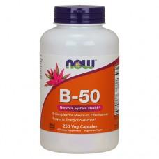 B-50 витамины группы B