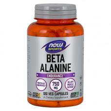 Бета-аланин 750 мг