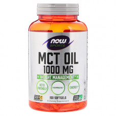 MCT Oil 1000 мг