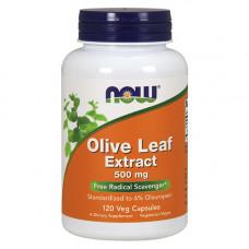 Экстракт листьев оливы 500 мг