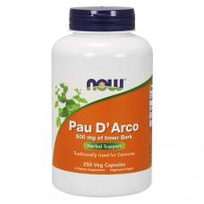 Кора муравьиного дерева Pau D'Arco