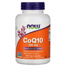 Коэнзим Q10 100 мг с боярышником