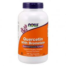 Кверцетин + бромелайн