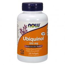Убихинол Kaneka (биодоступный Q10) 100 мг