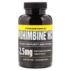 Йохимбин 2.5 мг