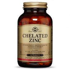 Цинк хелатный 22 мг