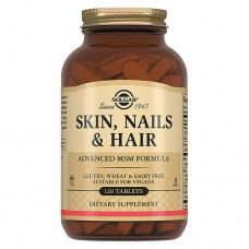 Skin, Nails & Hair (кожа, ногти и волосы)