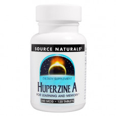 Гуперзин А (Huperzine A) 200 мкг