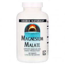 Магний малат 1250 мг (142 мг)