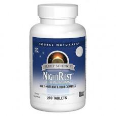 Nightrest с мелатонином