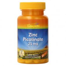 Цинк пиколинат 25 мг